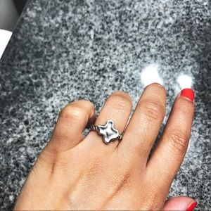 James Avery Texas ring
